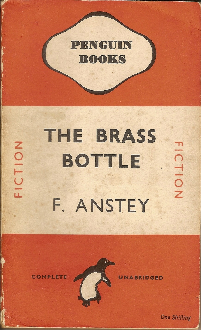 F Anstey The Brass Bottle