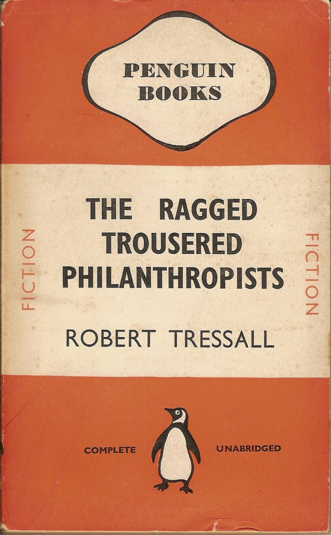 Penguin Ragged Trousered Philanthropists
