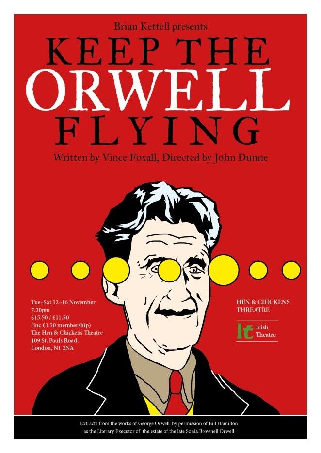 Keep the Orwell Flying VAugust