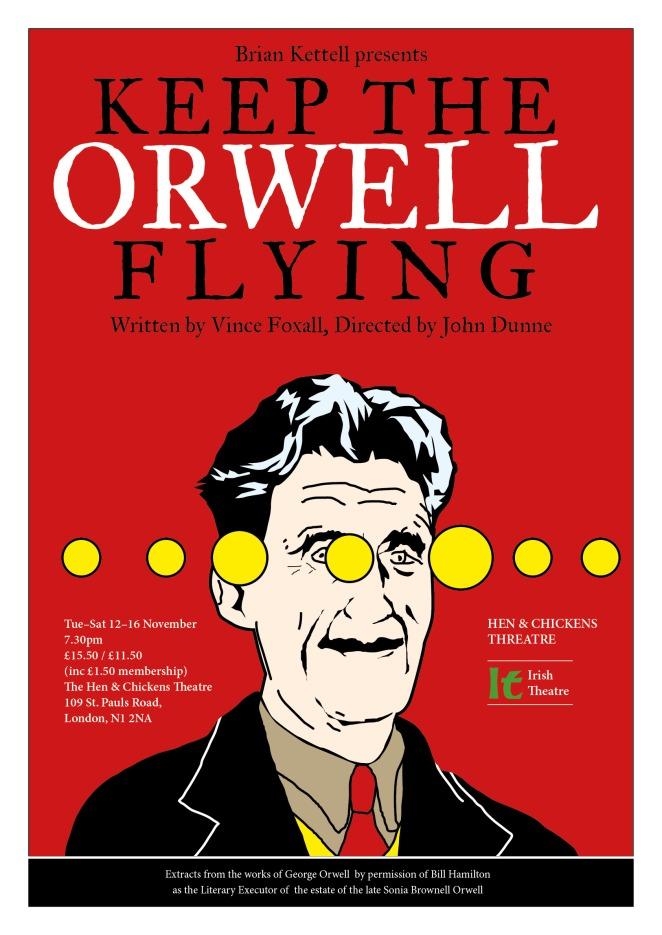 Keep the Orwell Flying VAugust