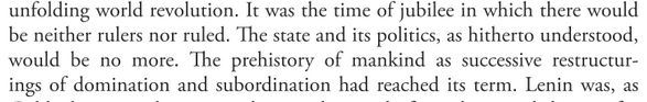 Neil Harding Lenin quote